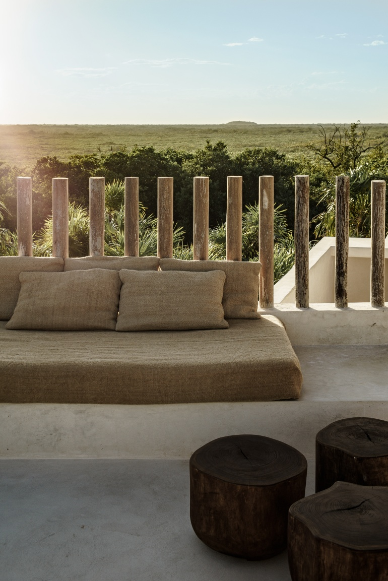 Tulum Treehouse, Interior Concept by Annabell Kutucu & CO-LAB Design Office 02