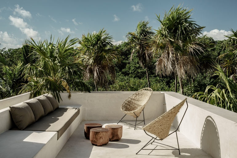 Tulum Treehouse, Interior Concept by Annabell Kutucu & CO-LAB Design Office 25