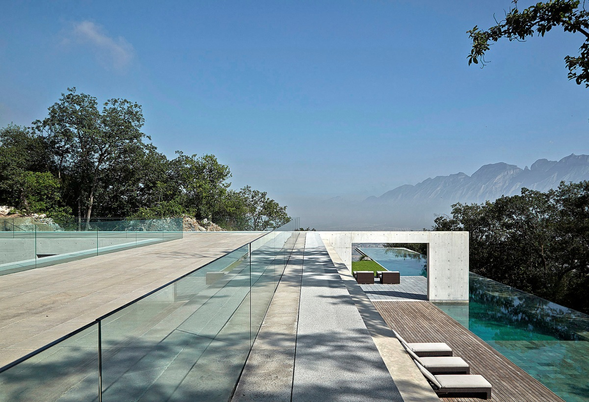 Casa Monterrey by Tadao Ando and Associates