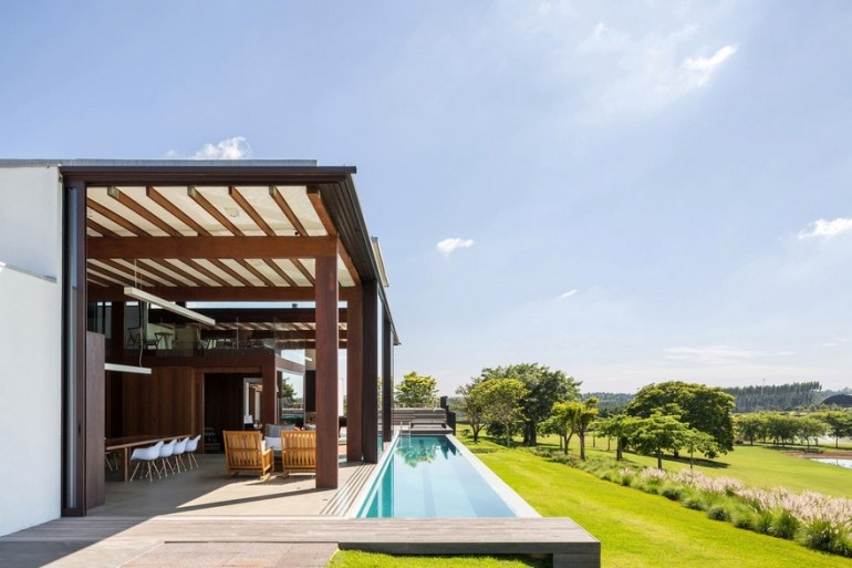 ACP House by Candida Tabet Arquitetura 01