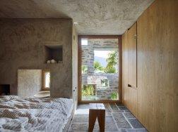 Lake house in Ascona by Wespi de Meuron Romeo architects 05