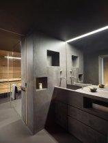 Lake house in Ascona by Wespi de Meuron Romeo architects 18