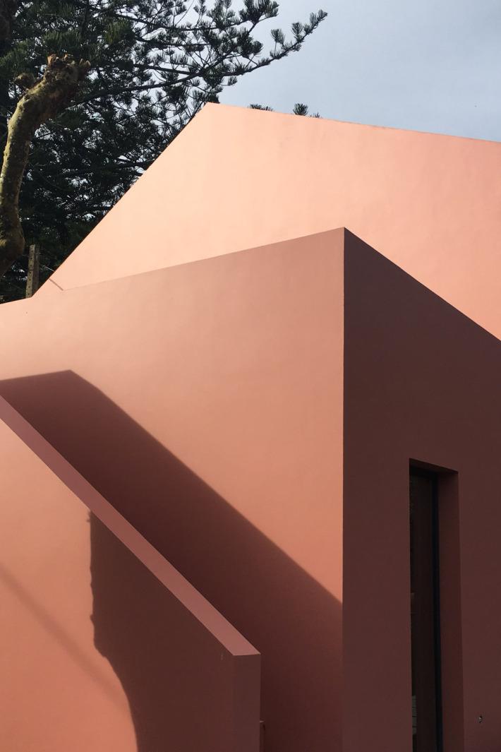 Pink House by MezzoAtelier