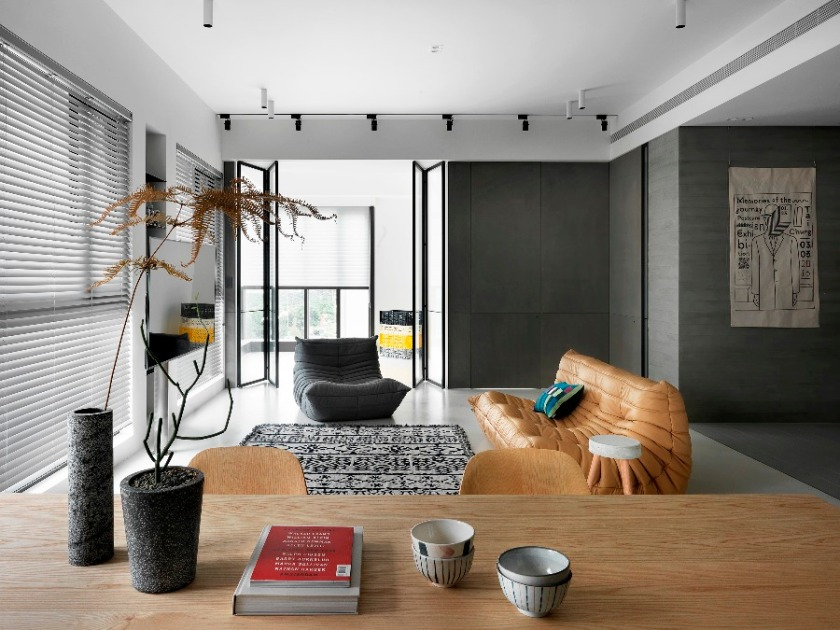 Chiang House by 2books Space Design 01