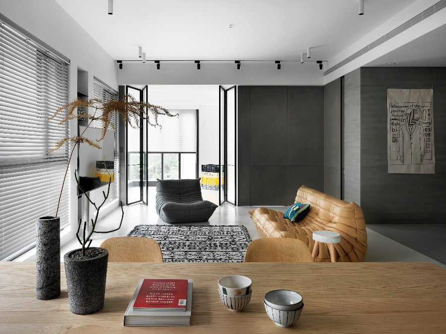 Chiang House by 2books SpaceDesign