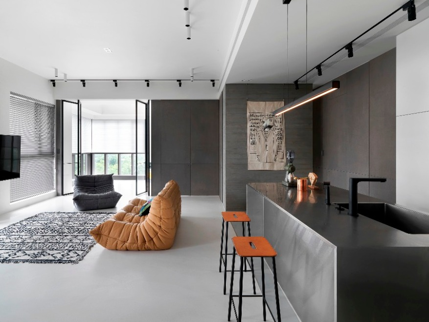 Chiang House by 2books Space Design 02