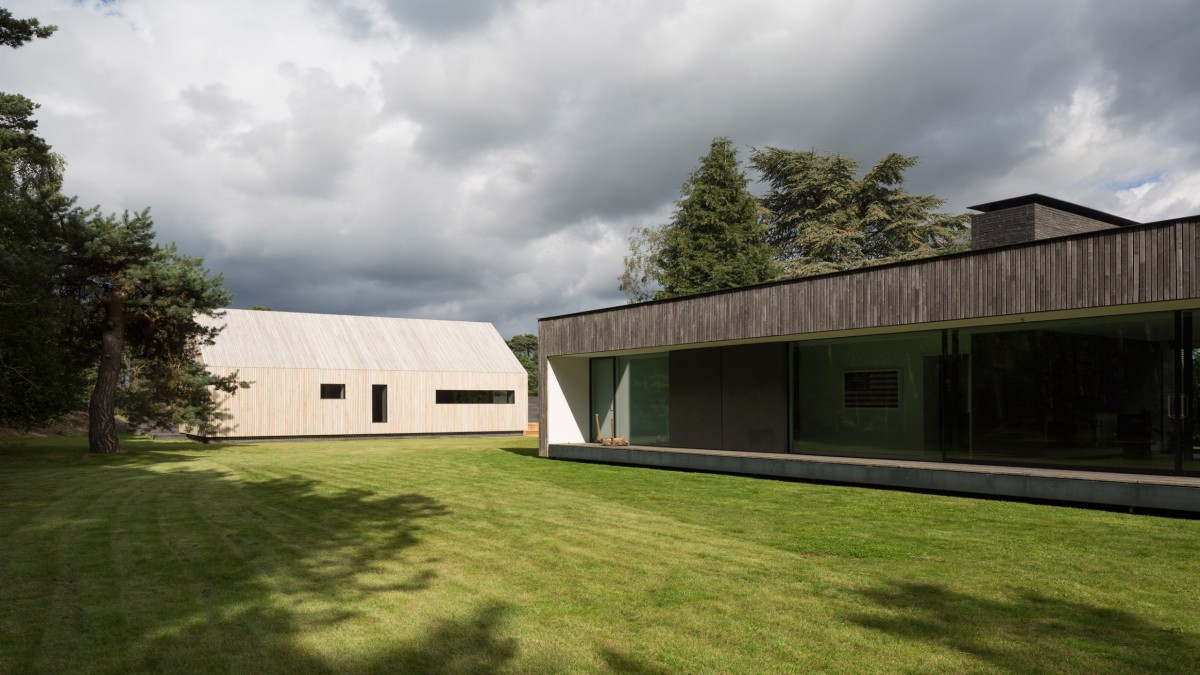 Watson House Annexe by StromArchitects