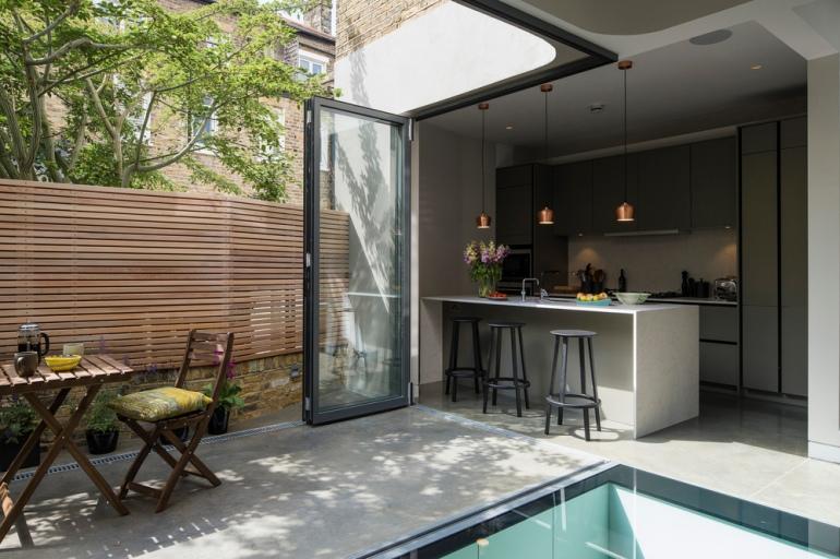 Brackenbury House by Neil Dusheiko Architects 02