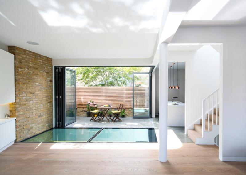 Brackenbury House by Neil Dusheiko Architects 04