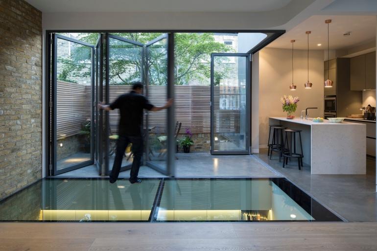 Brackenbury House by Neil Dusheiko Architects 05