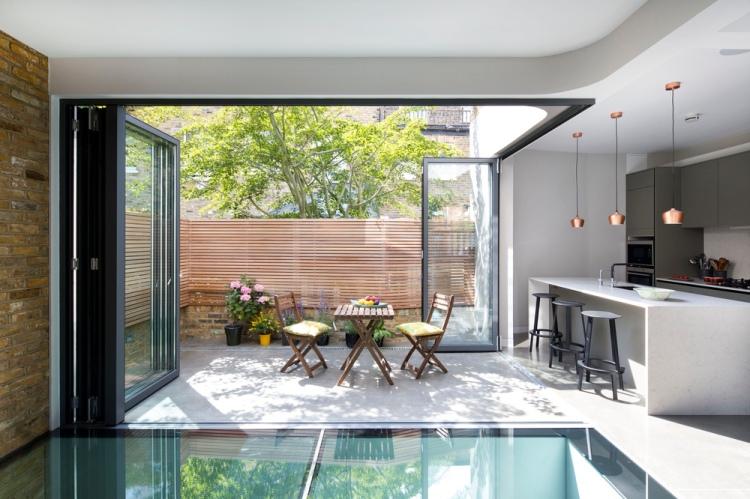 Brackenbury House by Neil Dusheiko Architects 08