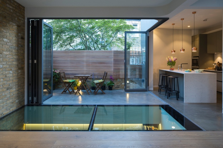 Brackenbury House by Neil Dusheiko Architects 09