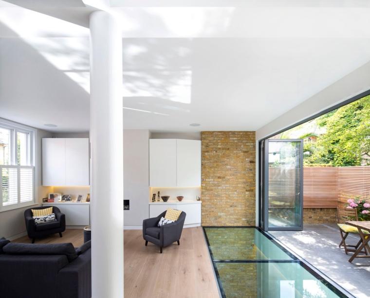 Brackenbury House by Neil Dusheiko Architects 11