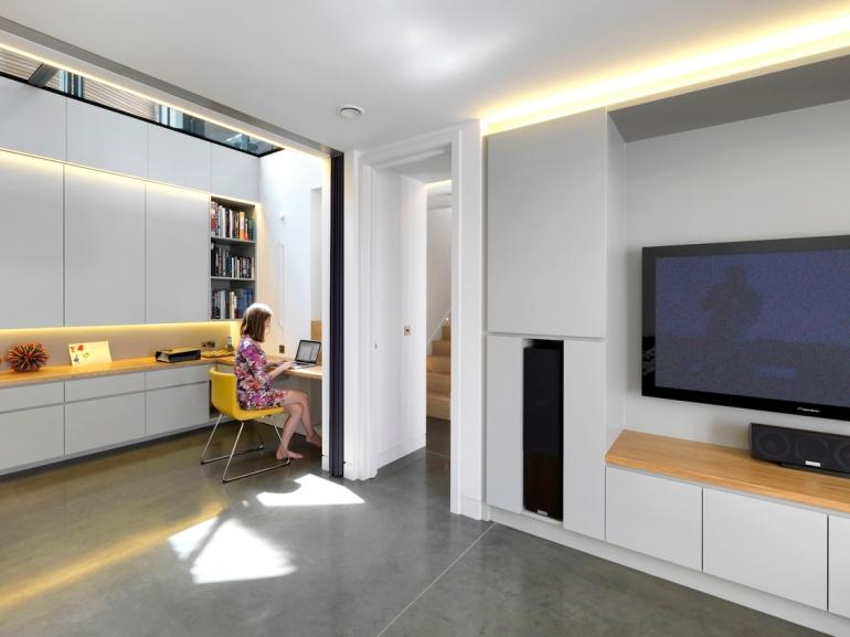 Brackenbury House by Neil Dusheiko Architects 13