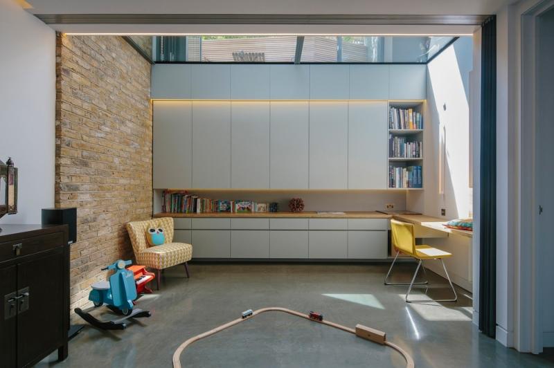 Brackenbury House by Neil Dusheiko Architects 14