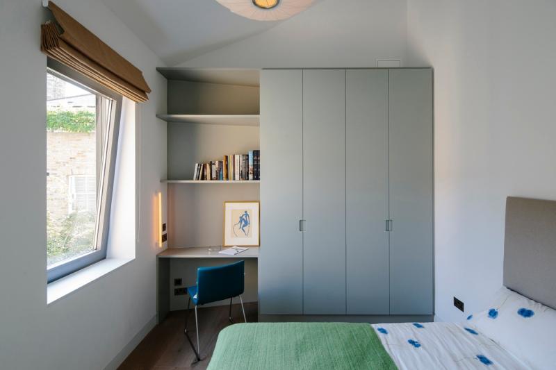 Brackenbury House by Neil Dusheiko Architects 15