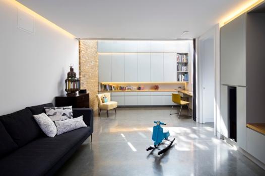 Brackenbury House by Neil Dusheiko Architects 16