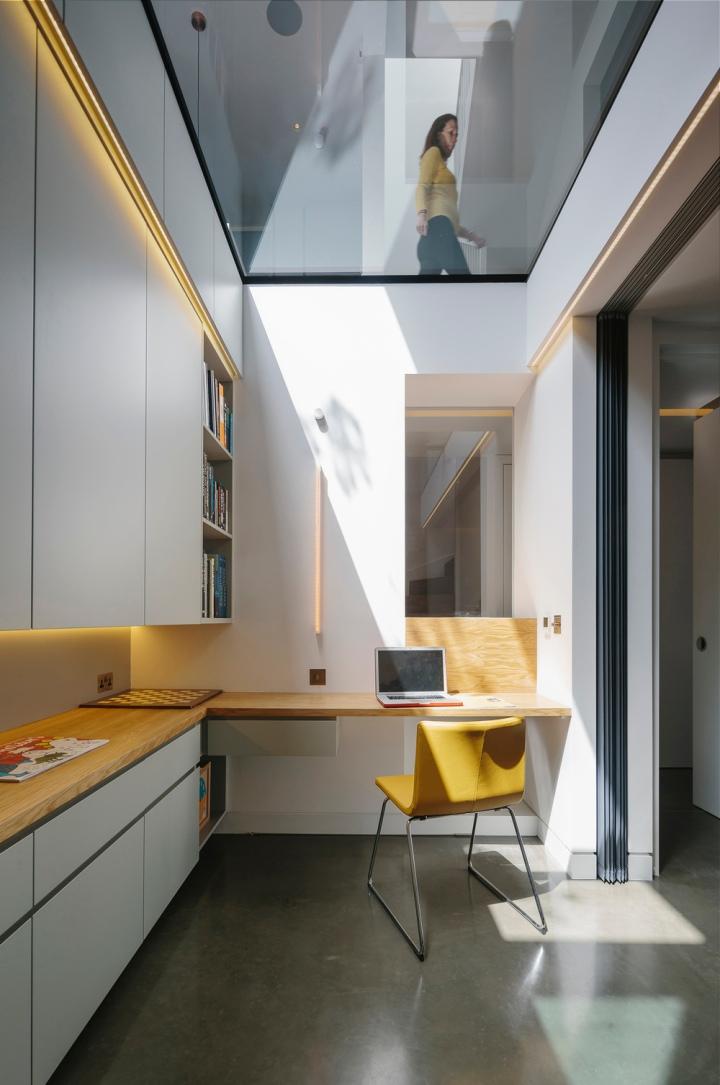 Brackenbury House by Neil Dusheiko Architects 21