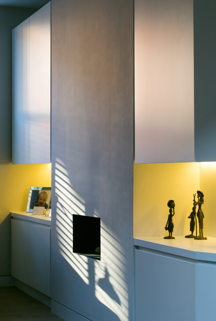 Brackenbury House by Neil Dusheiko Architects 22