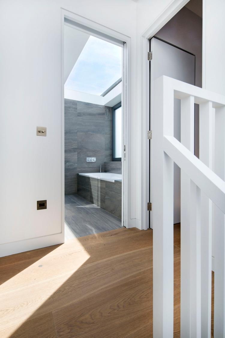 Brackenbury House by Neil Dusheiko Architects 23