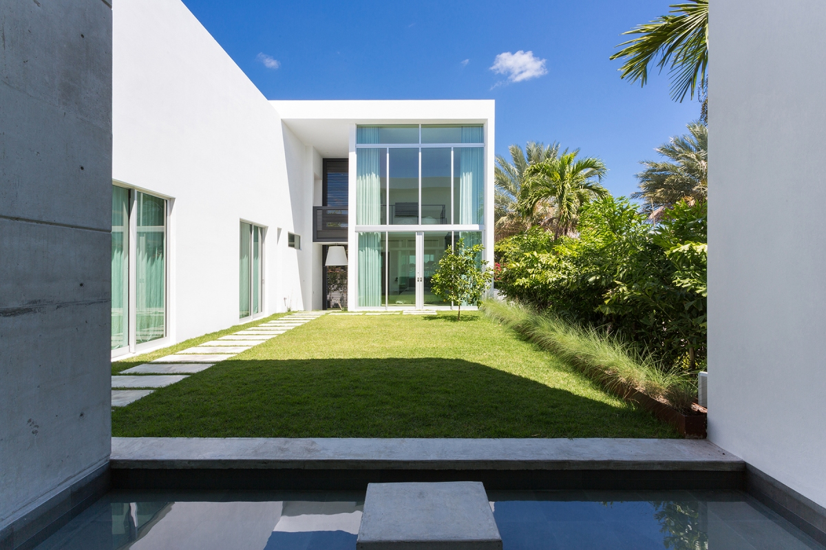 San Marco Island Residence by STRANGArchitecture