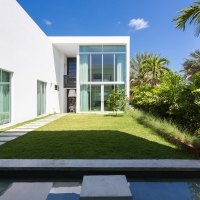 San Marco Island Residence by STRANG Architecture