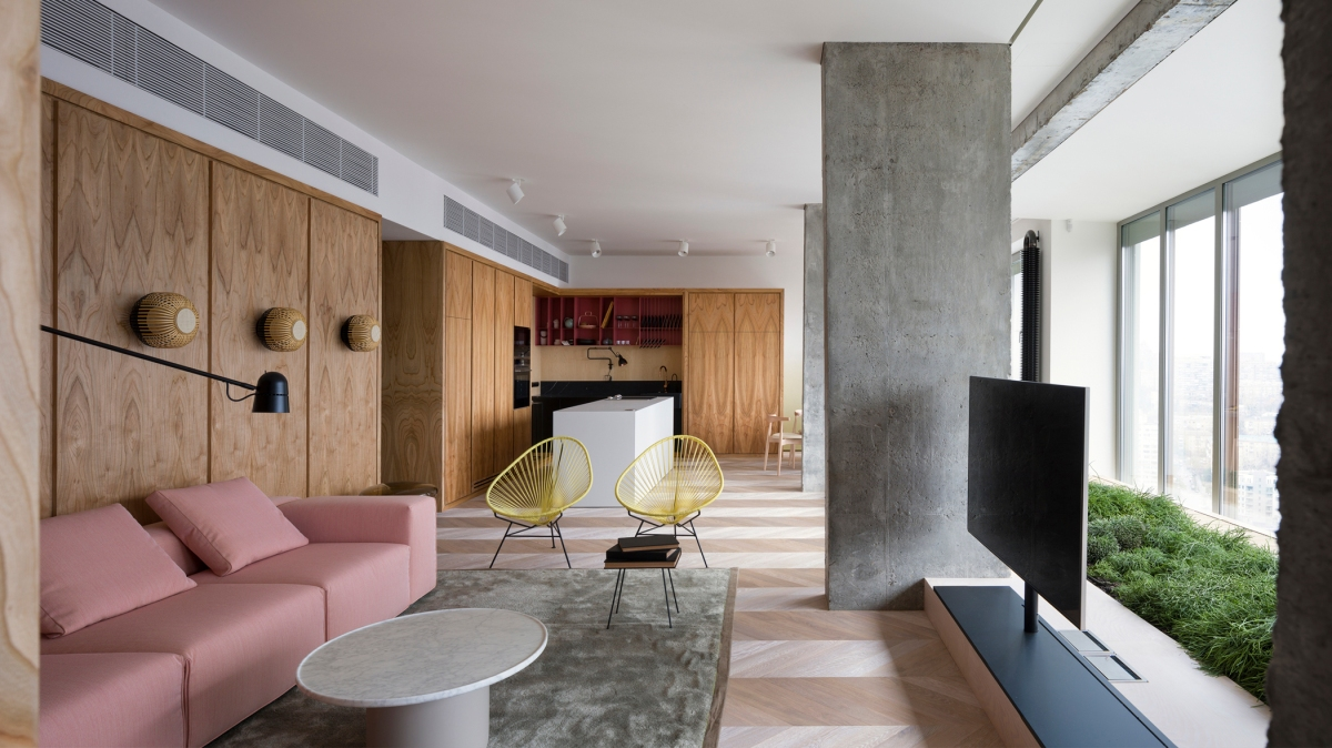 AFM Interior by OlhaWood