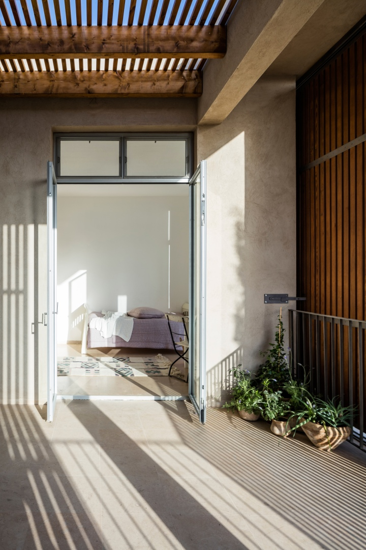 Golany-Architects_Residence-in-the-Galilee_08_Amit-Geron