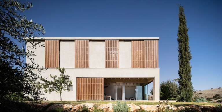 Golany-Architects_Residence-in-the-Galilee_15_Amit-Geron