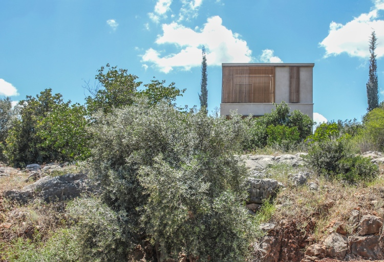 Golany-Architects_Residence-in-the-Galilee_17