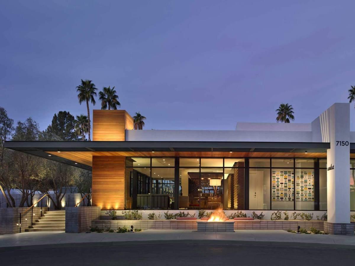 Andaz Scottsdale Resort & Spa by Delawie andEDG