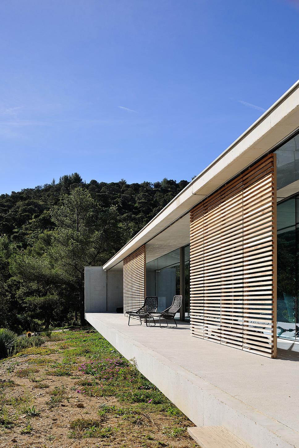 Maison Mira Ra 01 Aum Minassian Architectes Architecture Maison
