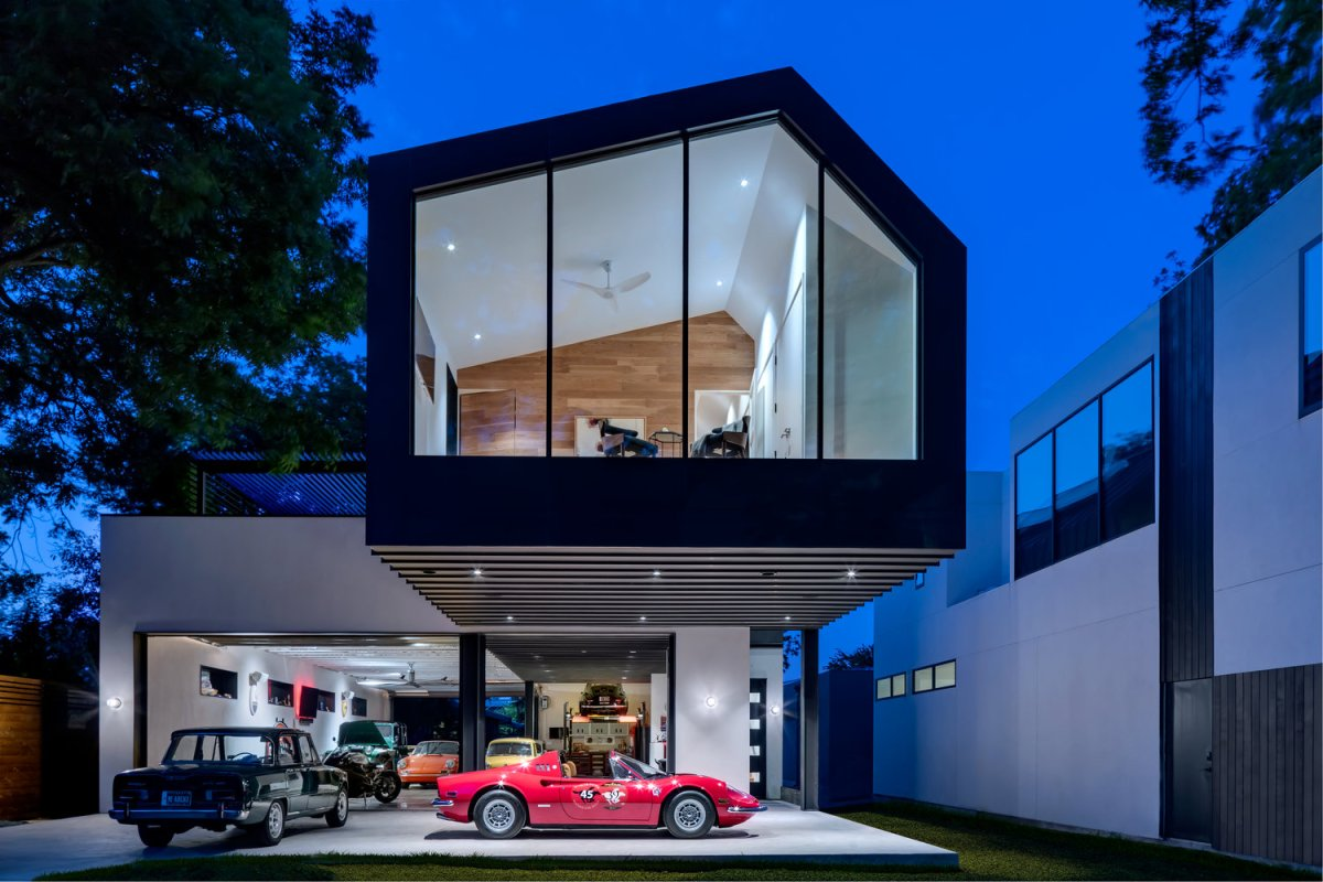 Autohaus by MFArchitecture