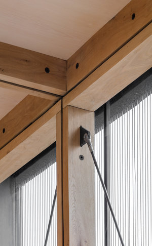 Union-Wharf-Islington-London-Oak-Ash-Roof-Extension-Detail-Structure-Architect