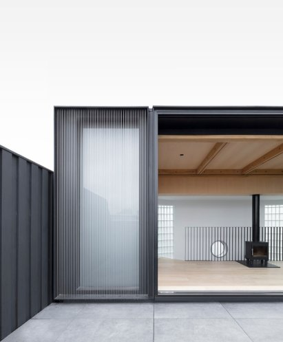 Union-Wharf-Islington-London-Timber-Roof-Extension-Metal-Design-Residential-Architect