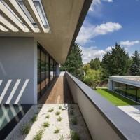 Villa Pruhonice by Jestico + Whiles