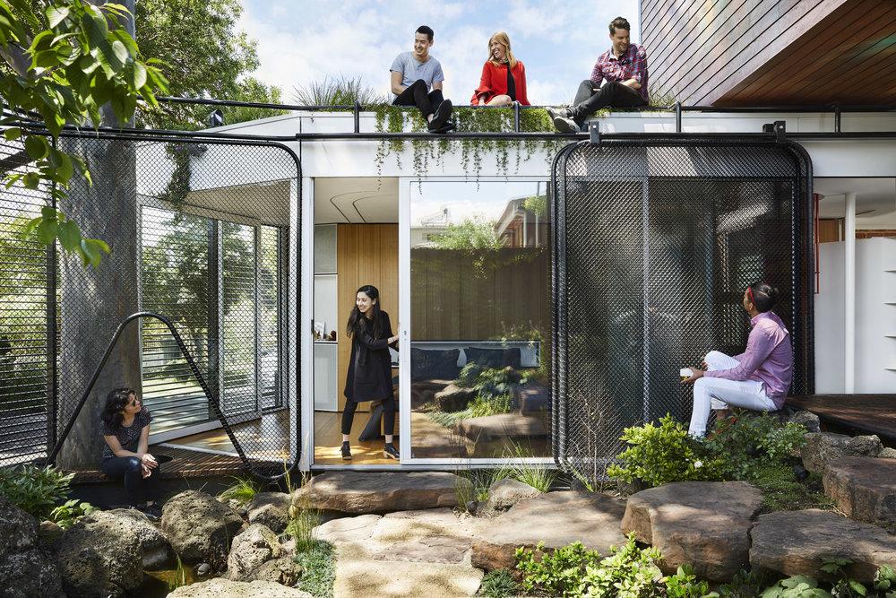 Kiah House by Austin MaynardArchitects