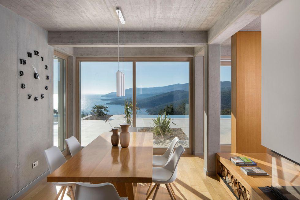 Villa Rabac, Croatia by Romina Mohorović architect 01