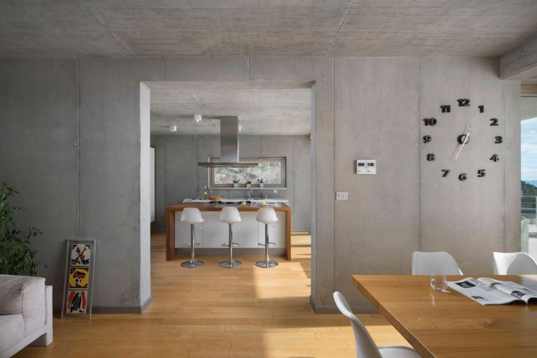 Villa Rabac, Croatia by Romina Mohorović architect 04