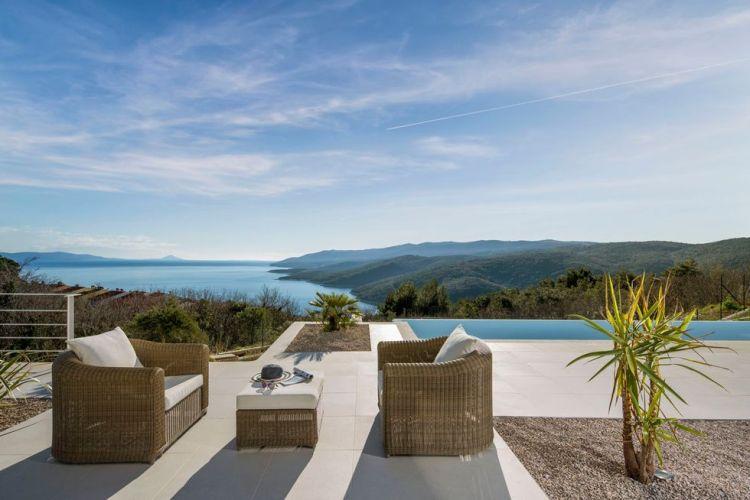 Villa Rabac, Croatia by Romina Mohorović architect 08