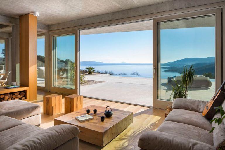 Villa Rabac, Croatia by Romina Mohorović architect 10