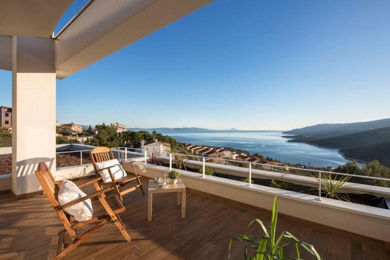 Villa Rabac, Croatia by Romina Mohorović architect 13