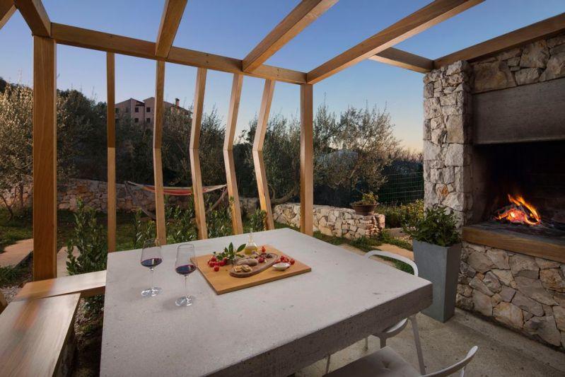 Villa Rabac, Croatia by Romina Mohorović architect 16