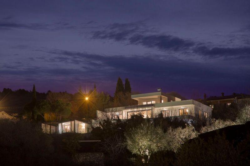 Villa Rabac, Croatia by Romina Mohorović architect 21