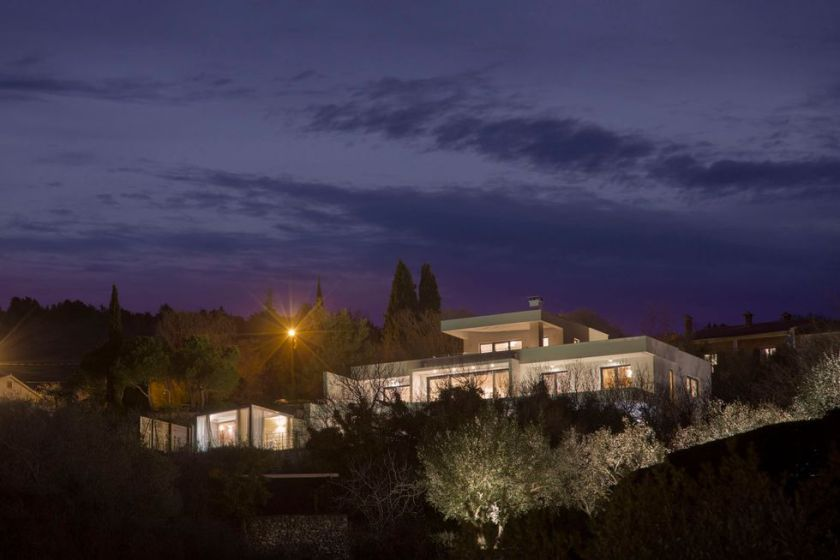 Villa Rabac, Croatia by Romina Mohorović architect 21