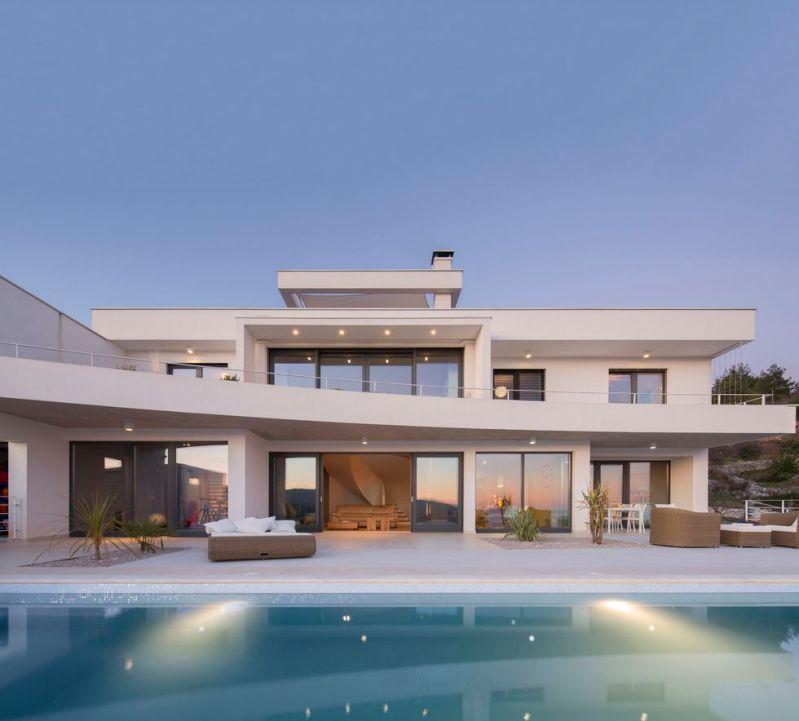 Villa Rabac, Croatia by Romina Mohorović architect 29