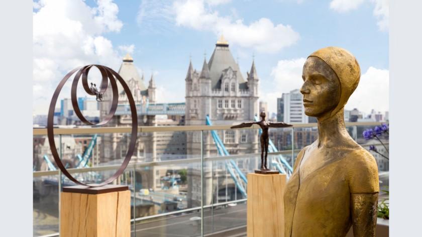 Sandringham 10.01 Roof Terrace Sculptures