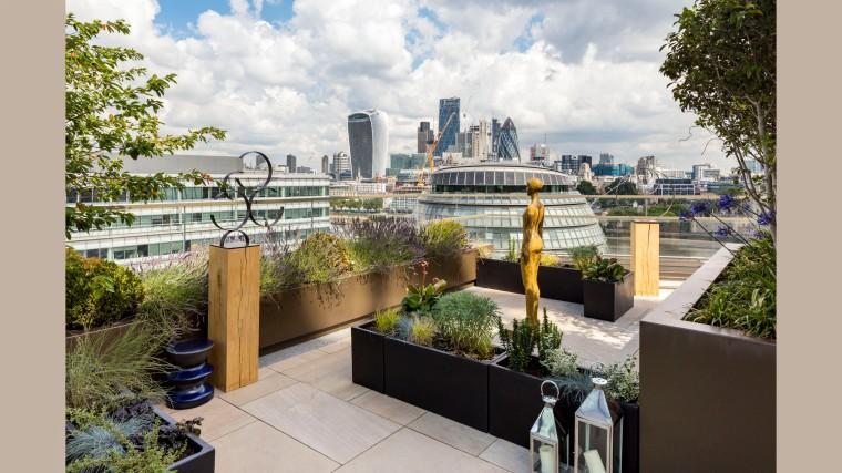 Sandringham 10.01 Roof Terrace