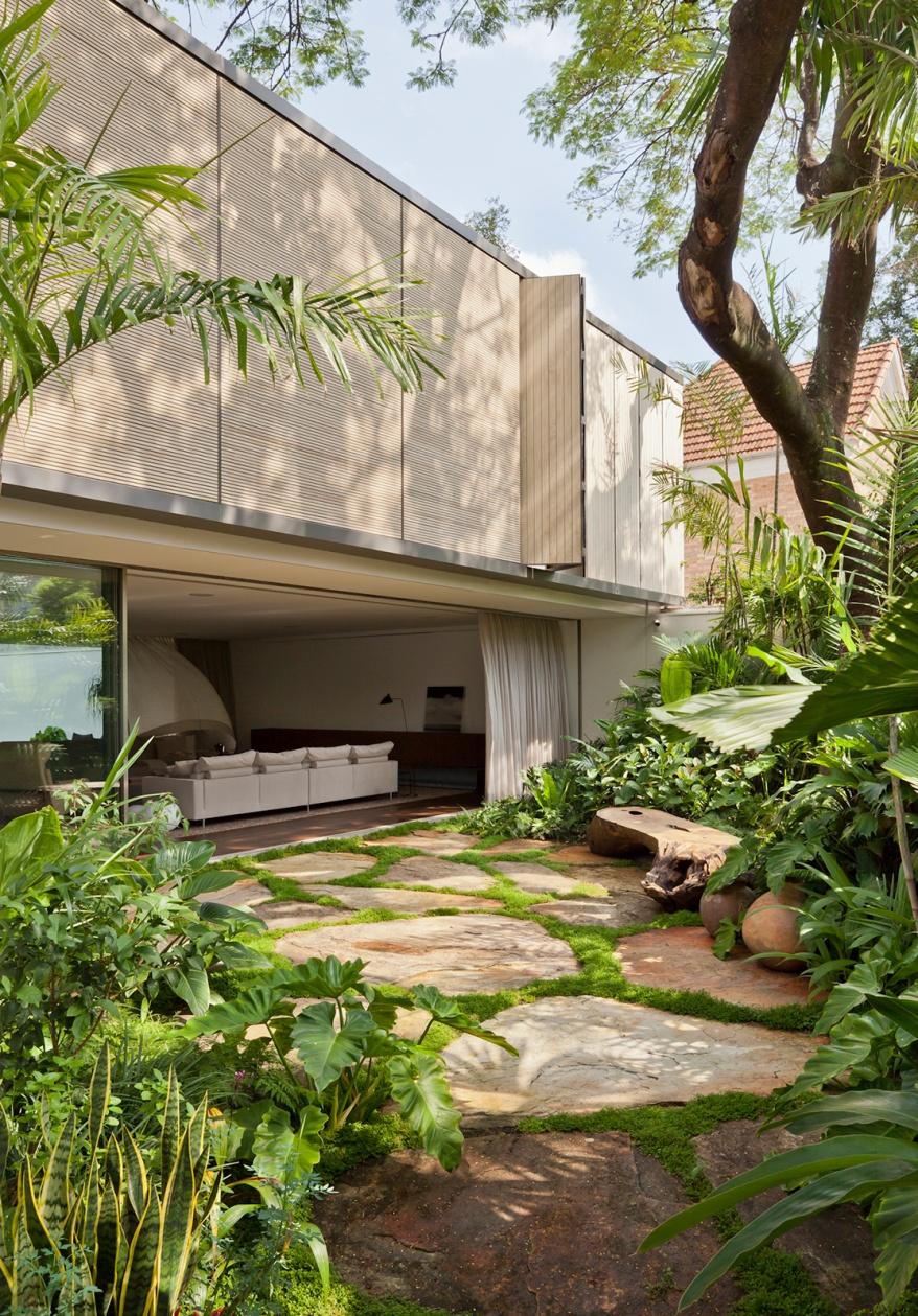 Belgica House by AMZ Arquitetos 01