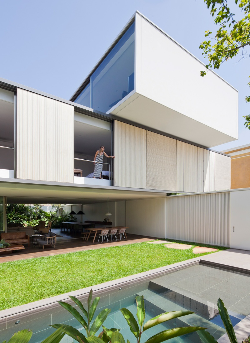 Belgica House by AMZ Arquitetos 07